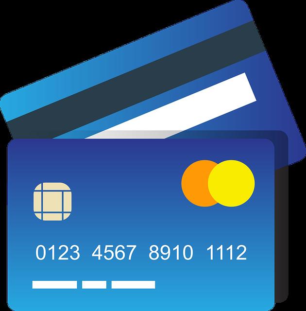 Wij accepteren Credit Cards